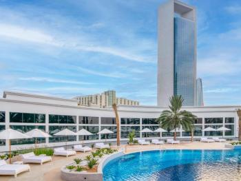 RADISSON BLU HOTEL & RESORT ABU DHABI CORNICHE (EX. HILTON ABU DHABI) 5*