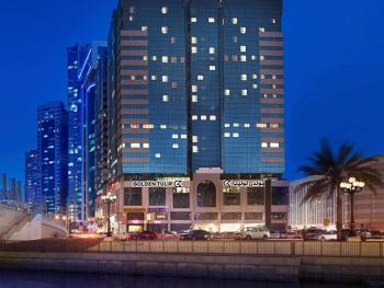 GOLDEN TULIP SHARJAH HOTEL APARTMENTS 4*