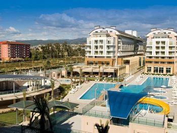 Side Glamour Resort & Spa (3н.) + Hedef Resort Hotel (4н.)