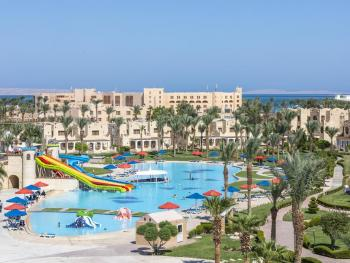 ROYAL LAGOONS AQUA PARK RESORT HURGHADA 5*