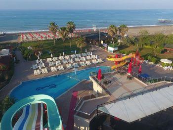 Armir Resort (3н.) + Throne Seagate Belek Hotel (10н.)