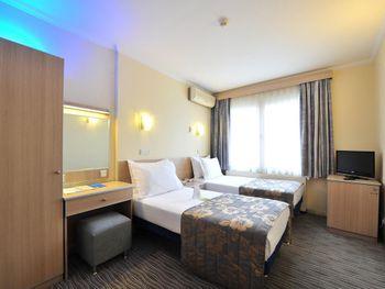 OLIMPIYAT HOTEL 3 *