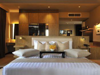 Ombak Villa Langkawi (MY: Лангкави + Куала-Лумпур (2 ночи) из Нур-Султана (GDS: Etihad Airways))