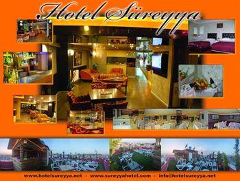 SUREYYA HOTEL 3*