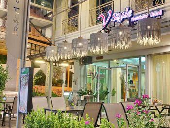 V Style Boutique Hotel (Пляж + Бангкок)