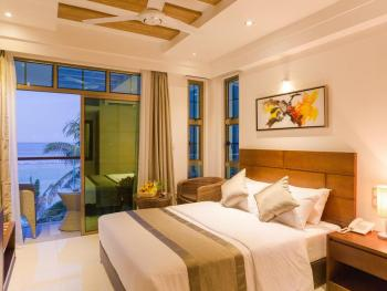 HOTEL OCEAN GRAND AT HULHUMALE .