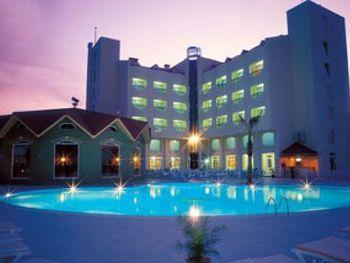 LARISSA INN CAMYUVA HOTEL (EX. RIZZI HOTEL) 4*
