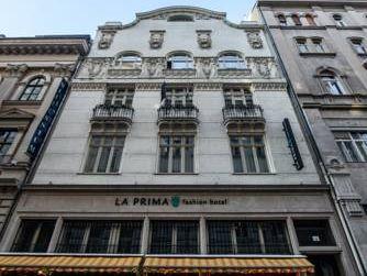 LA PRIMA FASHION HOTEL BUDAPEST 4*