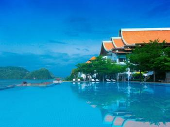 The Westin Langkawi Resort & Spa (MY: Лангкави + Куала-Лумпур (2 ночи) из Алматы (GDS: Air Astana))