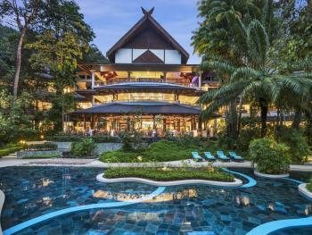 The Andaman, a Luxury Collection Resort, Langkawi (MY: Лангкави + Куала-Лумпур (2 ночи) из Алматы (GDS: Air Astana))