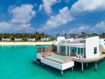 Lux North Male (ОАЭ (-2 ночи) + Мальдивы)