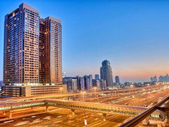 MERCURE HOTEL APARTMENTS DUBAI BARSHA HEIGHTS 4*