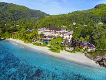 DOUBLE TREE BY HILTON SEYCHELLES ALLAMANDA RESORT & SPA 4 *