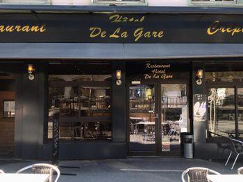HOTEL DE LA GARE DU NORD 3*