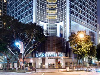 CARLTON HOTEL SINGAPORE 4*