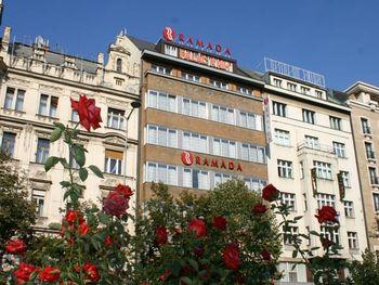 RAMADA PRAGUE CITY CENTRE 4*