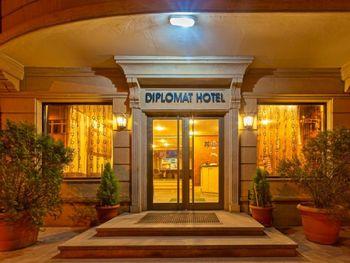 DIPLOMAT HOTEL BAKU 3*