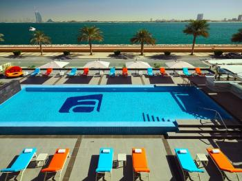 ALOFT PALM JUMEIRAH HOTEL 4*