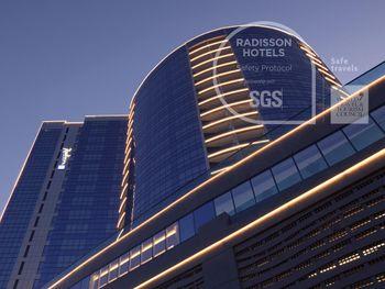 RADISSON BLU HOTEL DUBAI WATERFRONT 5*