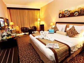 DORUS HOTEL DUBAI 4*