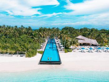FAIRMONT MALDIVES SIRRU FEN FUSHI 5*
