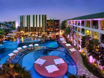 THE STONES HOTEL LEGIAN BALI 5 *