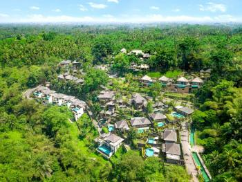 THE PAYOGAN VILLA RESORT AND SPA 5 *