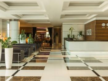 FOUR POINTS BY SHERATON DOWNTOWN 4*