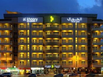 AL KHOORY ATRIUM HOTEL - AL BARSHA 4*
