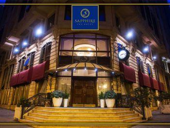 SAPPHIRE MARINE HOTEL 5*