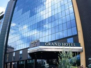 GRAND HOTEL BARONE DI SASSJ 4*