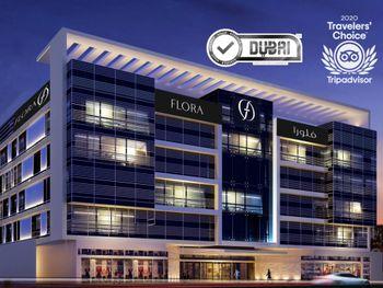FLORA INN HOTEL DUBAI AIRPORT 4*