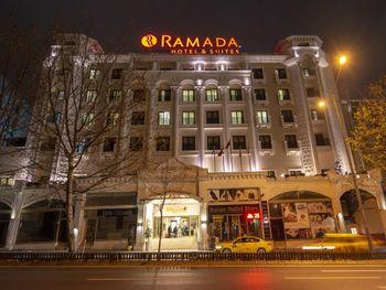 RAMADA ISTANBUL MERTER HOTEL 5*