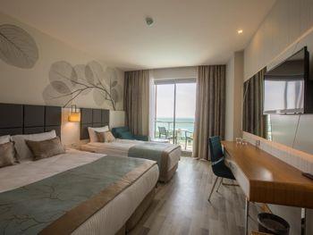 XORIA DELUXE HOTEL (EX. ELVIN DELUXE HALAL HOTEL) 5*