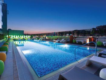 STUDIO M ARABIAN PLAZA HOTEL APARTMENT 3*