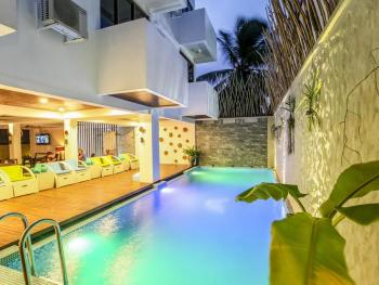 BEACHWOOD HOTEL & SPA MALDIVES 4*