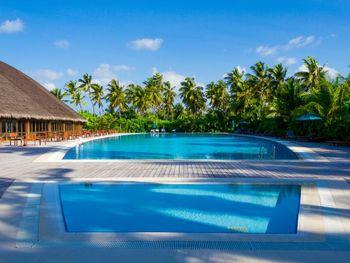 Canareef Resort (MDV: Мале из Алматы (GDS: Flydubai + Emirates))