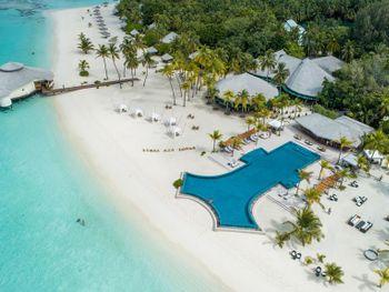 Kihaa Maldives (MDV: Мале из Нур-Султана (GDS: Flydubai + Emirates))