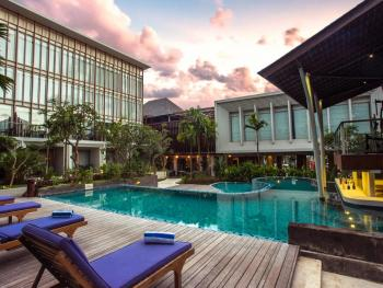 THE LERINA HOTEL NUSA DUA 3 *