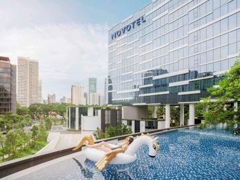 NOVOTEL SINGAPORE ON STEVENS ROAD 4*