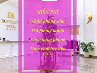 BONJOUR NHA TRANG HOTEL 4*