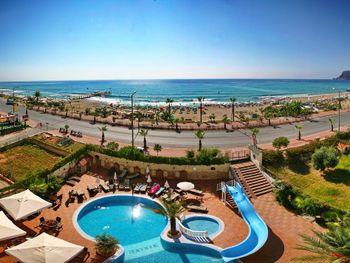BELLA BRAVO SUIT HOTEL (EX. TUVANNA BEACH SUITE) 3*