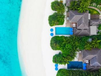Dusit Thani Maldives (MDV: Мале из Нур-Султана (GDS: Flydubai + Emirates))