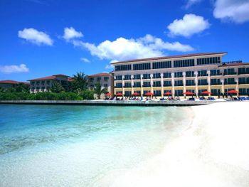 Hulhule Island Hotel (MDV: Мале из Нур-Султана (GDS: Flydubai + Emirates))