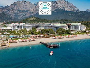 Kaya Palazzo Golf Resort (3н.) + Kilikya Palace Goynuk (9н.)