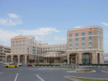 CROWNE PLAZA JUMEIRAH DUBAI (EX. RAMADA BY WYNDHAM JUMEIRAH HOTEL) 5*