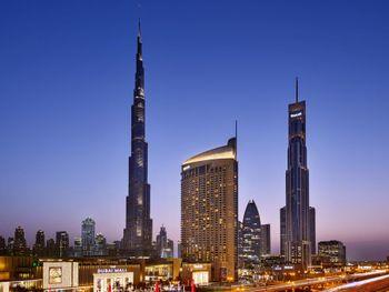 THE ADDRESS DUBAI MALL 5 *