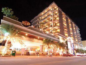 CROWN PATTAYA BEACH HOTEL 3 *