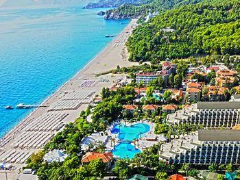 Stella Beach Hotel (3н.) + Queen's Park Tekirova Resort & SPA (6н.)