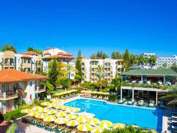 GARDENIA BEACH HOTEL 4*